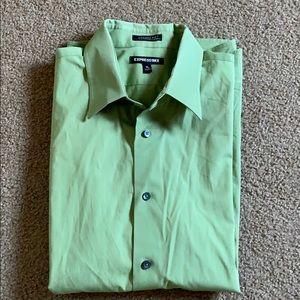 Men's Express Modern Fit Dress Shirt